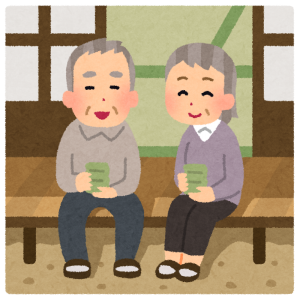 高齢者の生活保護受給